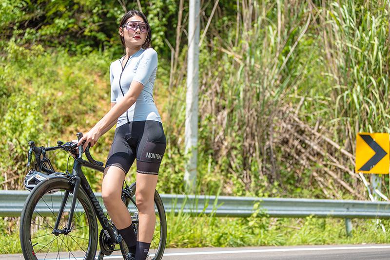 women's cycling bib shorts