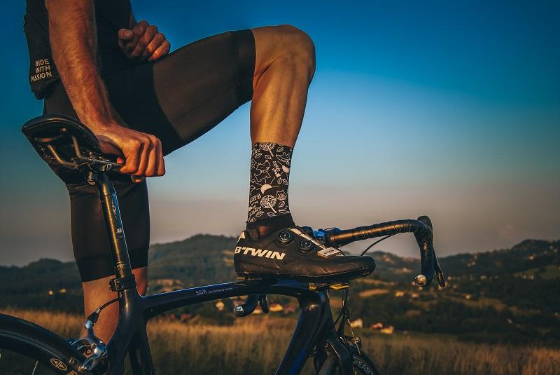 biking socks