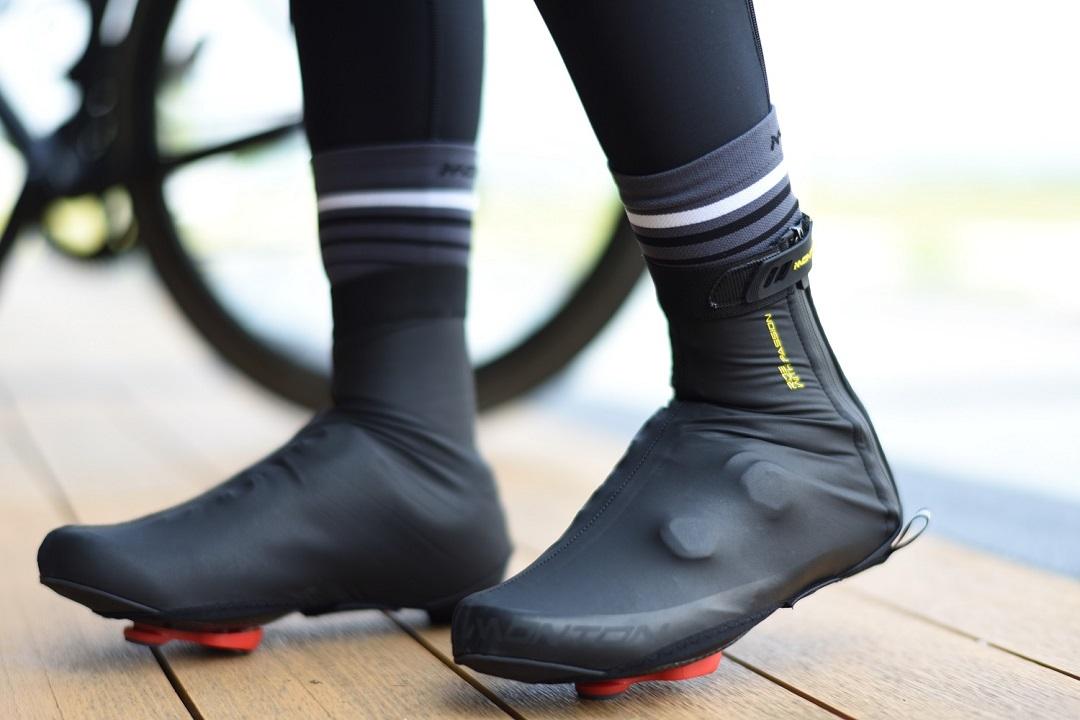 waterproof cycling overshoes