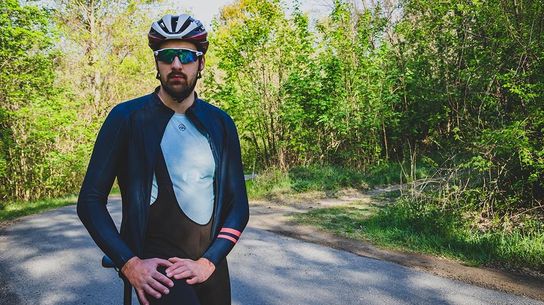 insulated cycling bib tights