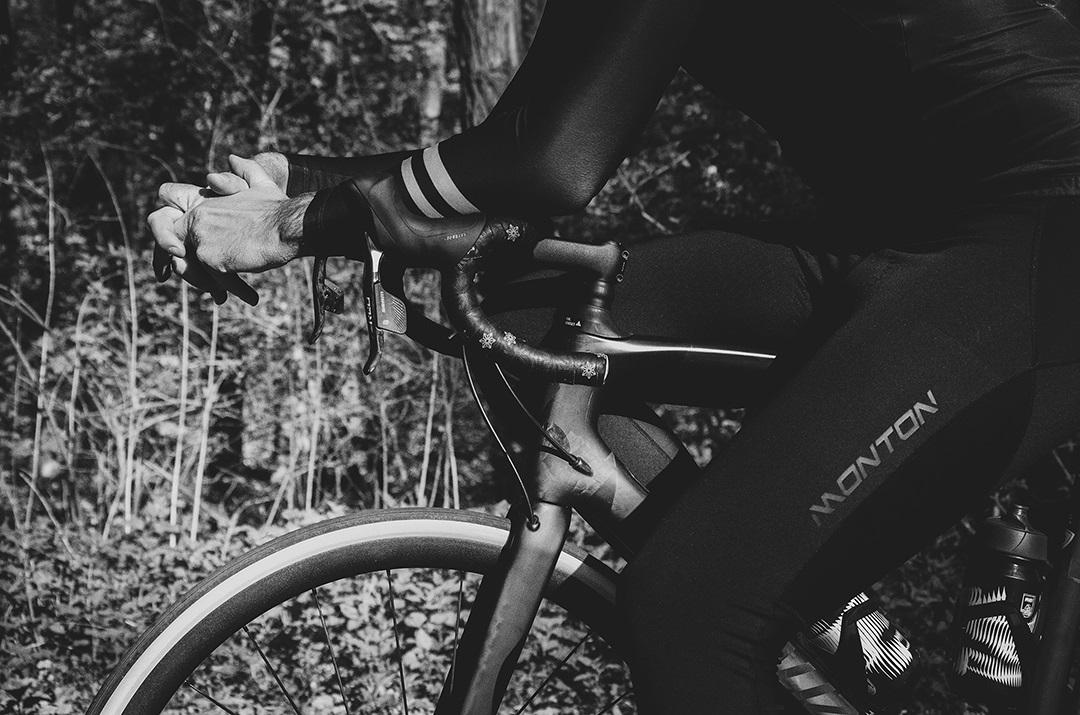 winter cycling bib tights