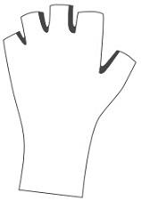 TT Gloves template