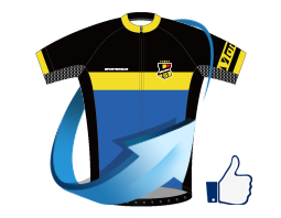 custom cycling clothing- design
