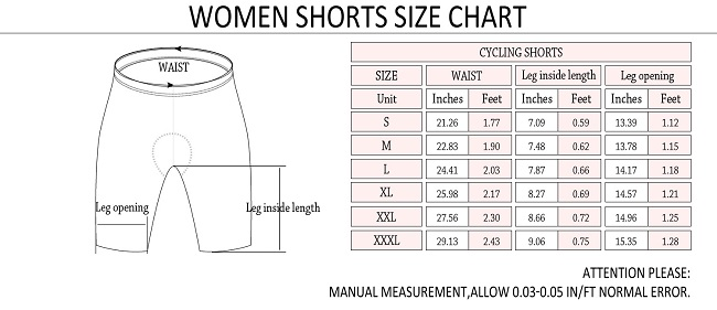 Monton 2015 Road Bike Shorts for Women, Best Padded Bike Shorts
