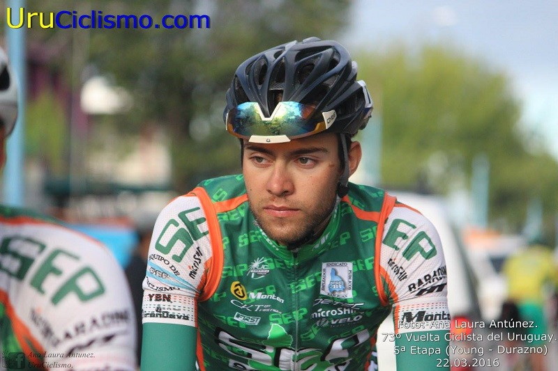 SEP San Juan at tour of Uruguay