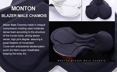 Monton 2016 Blazers Mens Chamois Padding