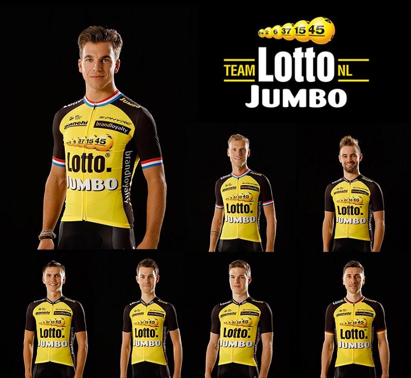 Team LottoNL Jumbo Start List