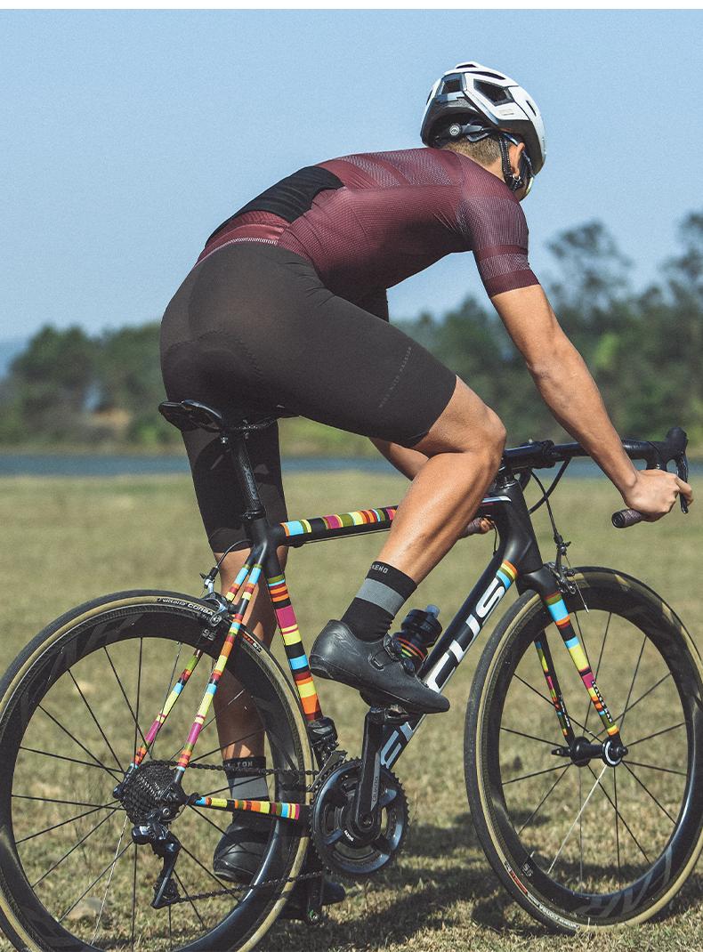 best long distance cycling bib shorts