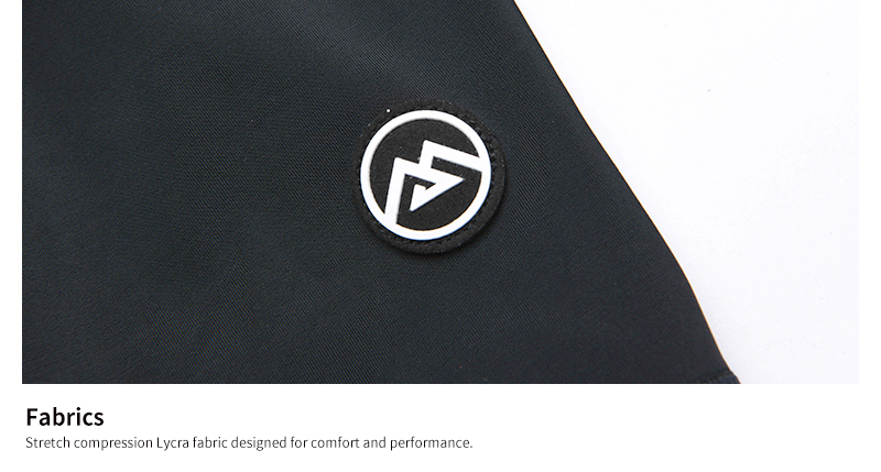 Stretch compression Lycra fabric