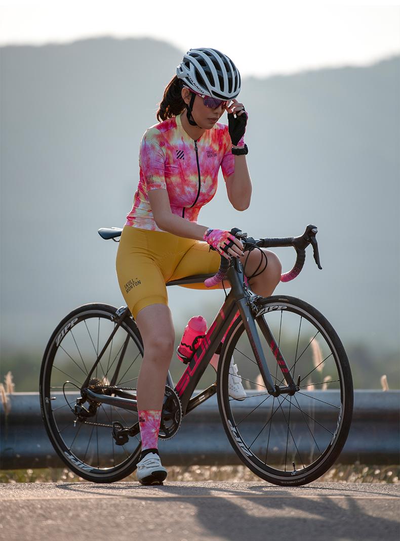 womens padded cycling bib shorts