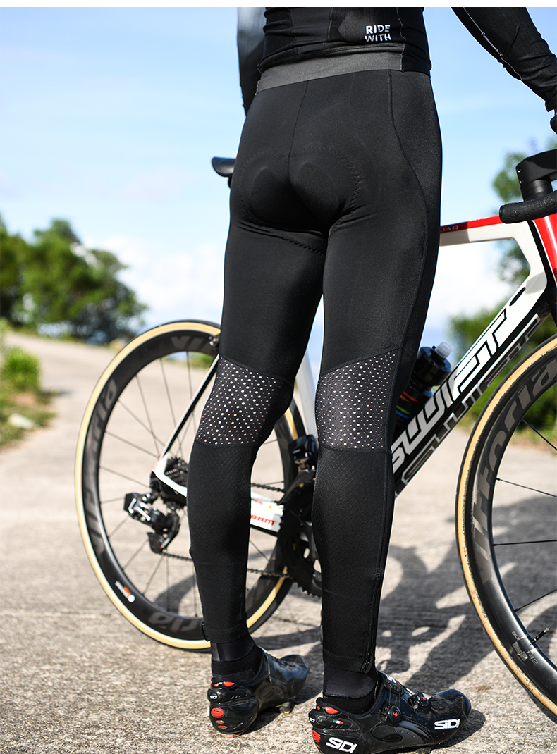 long cycling bib tights