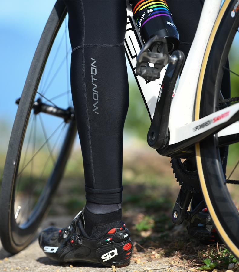winter cycling bib tights mens