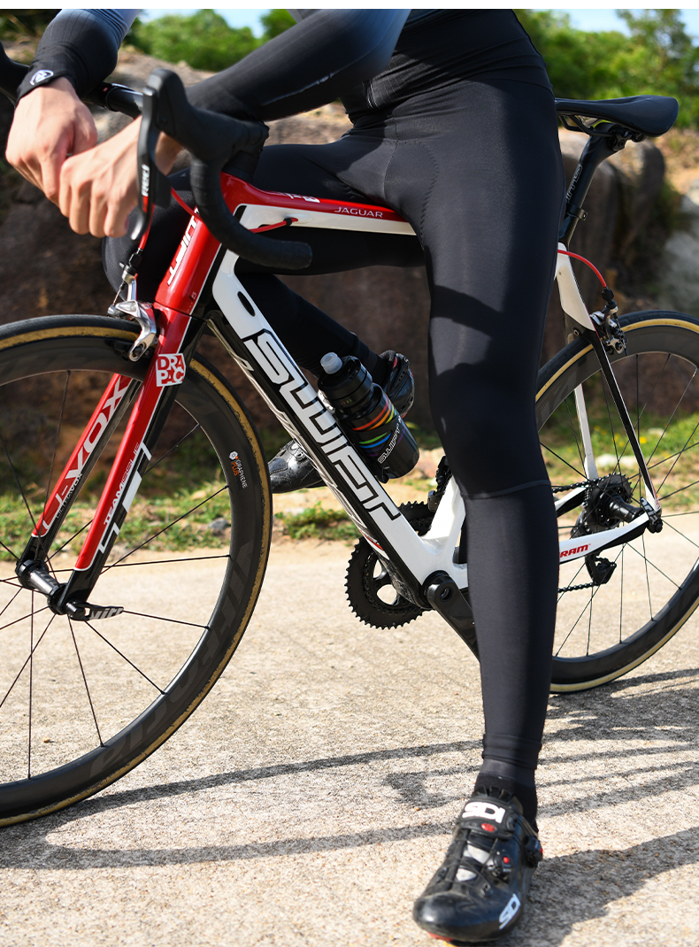 mens winter cycling bib tights