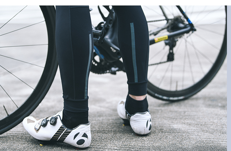 thermal cycling bib tights