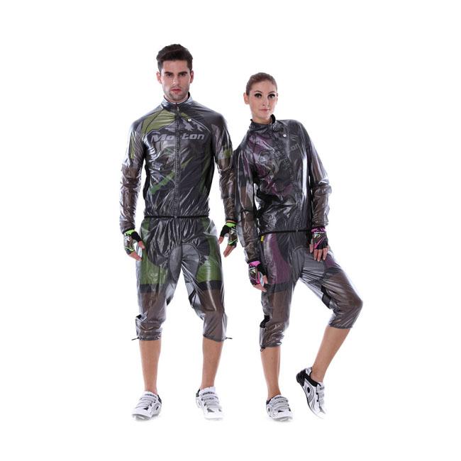 Waterproof Cycling Jacket Windbreaker On Cyclists