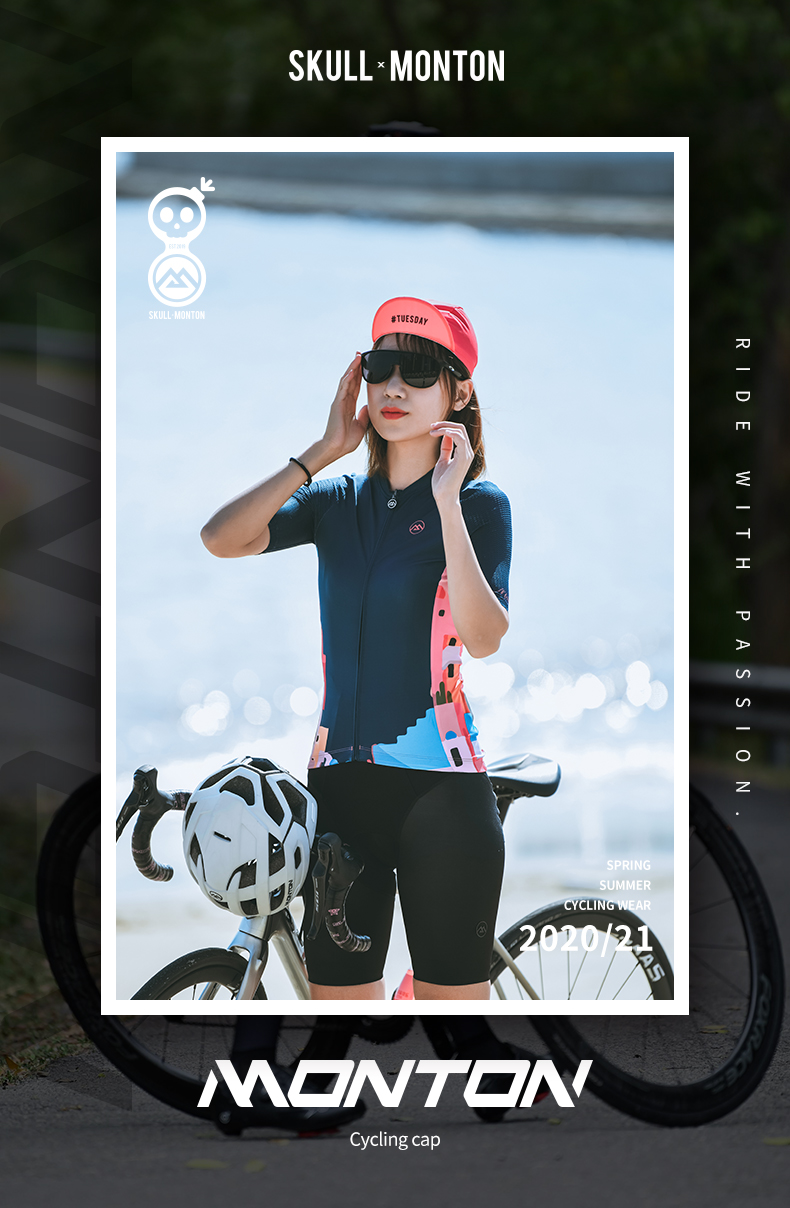 cool cycling caps
