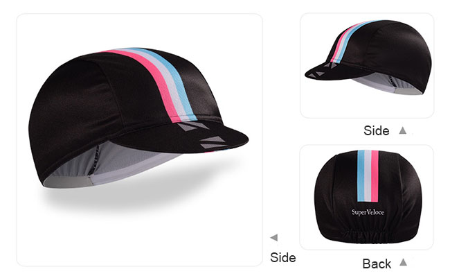 2015 Best Cycle Cap under Helmet SuperVeloce