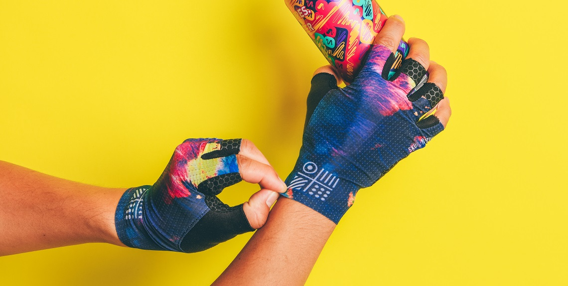 custom mtb gloves