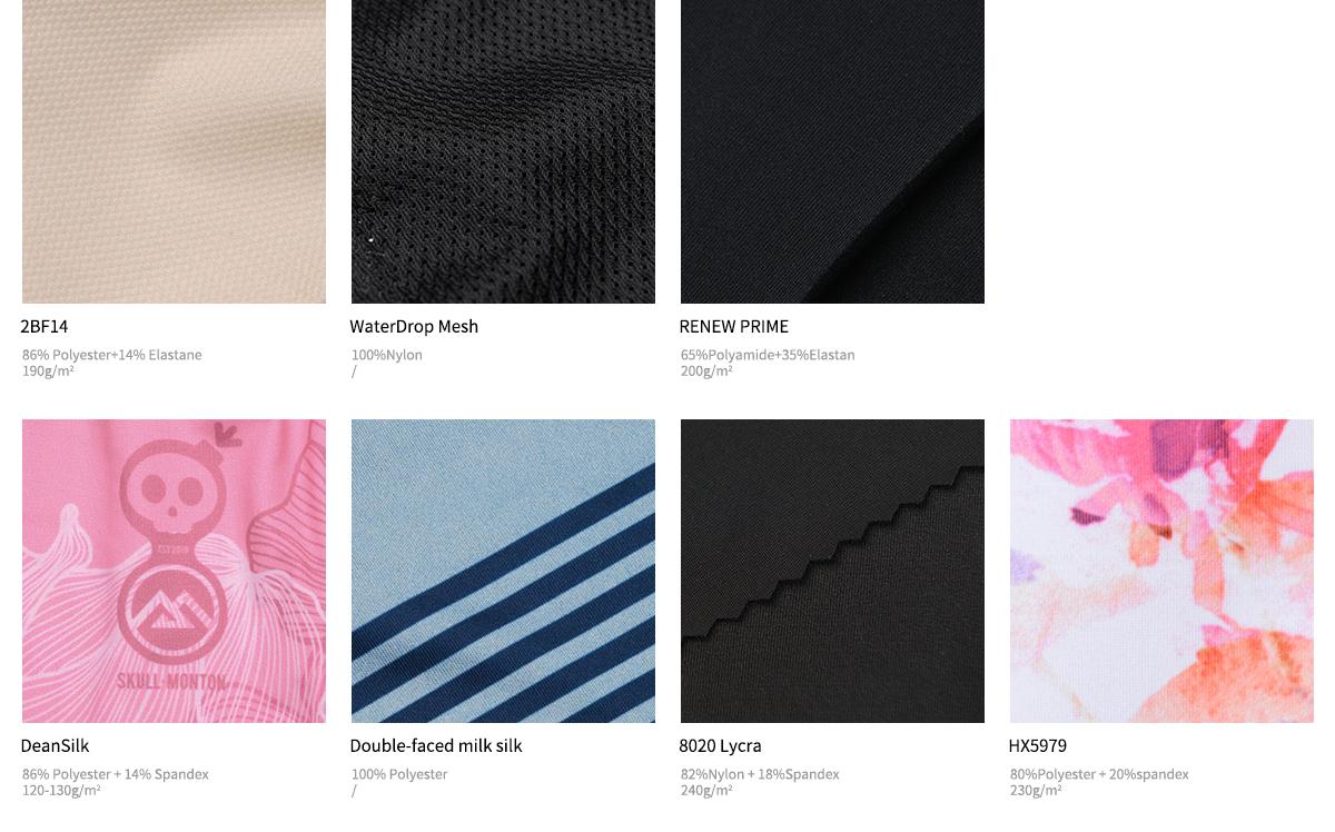 fabric to make a cycling jersey