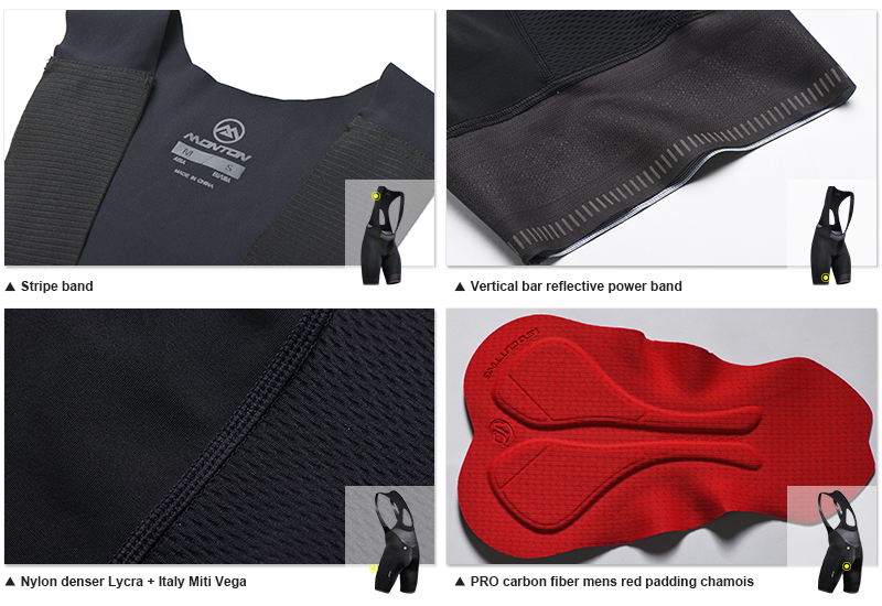 mens cycling bibs