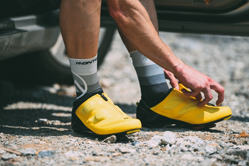 athletic cycling socks