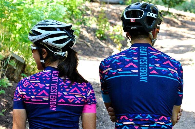 couple Cycling Jersey