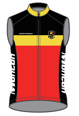 custom cycling vest