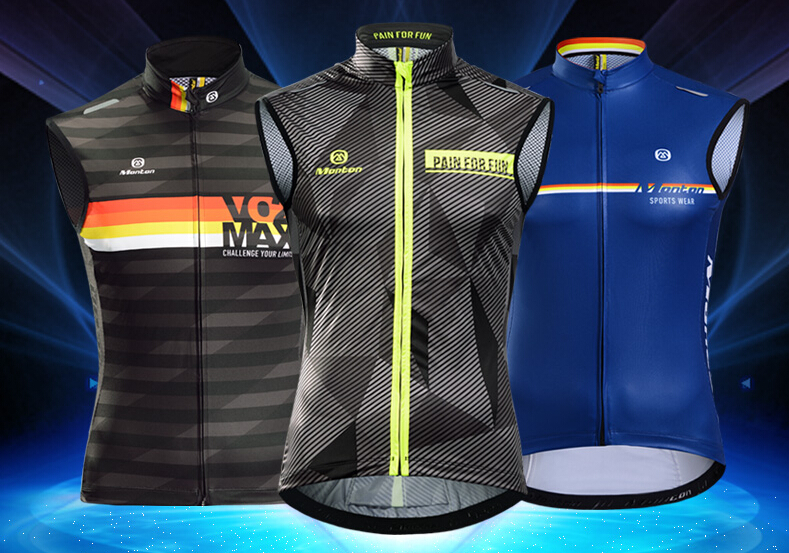 Buy Men S Barrier Sleeveless Windstopper Cycling Vest Online