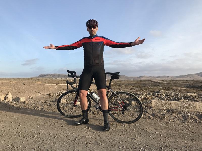 Cycling Windbreaker