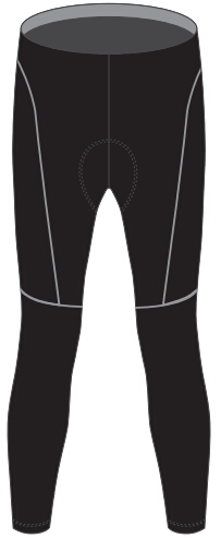 custom cycling tights