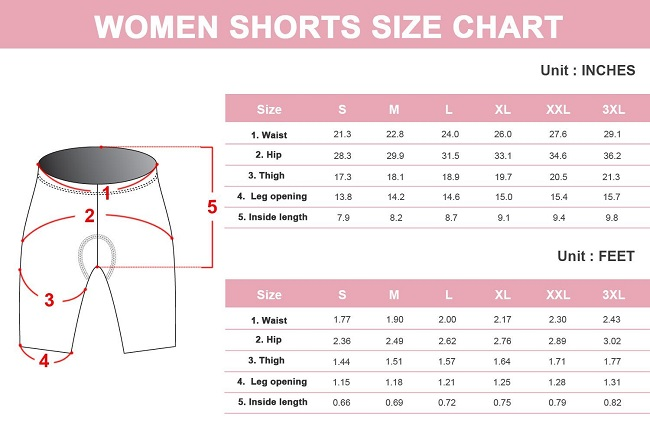 Monton Women S Lycra Bike Shorts Padded Montonsports Com