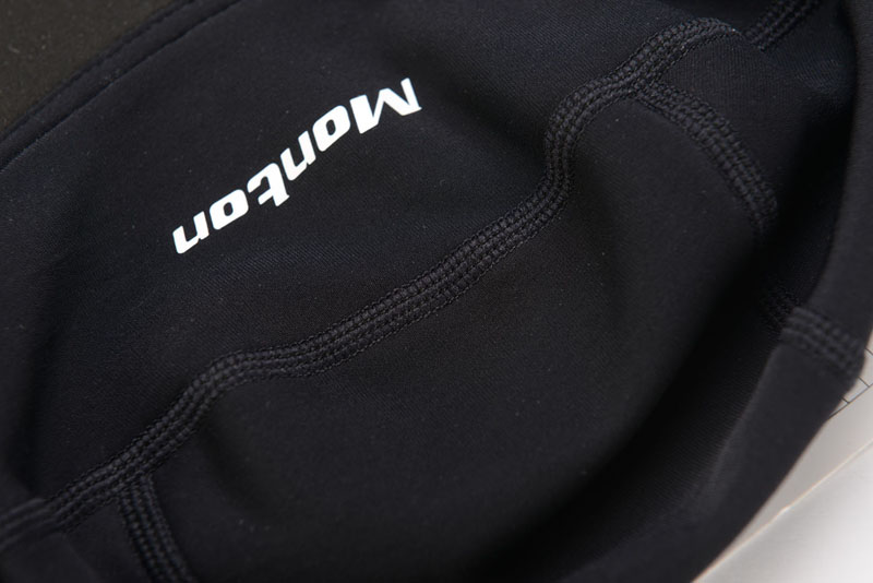 winter cycling cap details