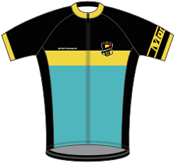 Hex-mesh base Custom Cycling Jerseys