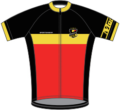 Hex-mesh Custom Cycling Jerseys