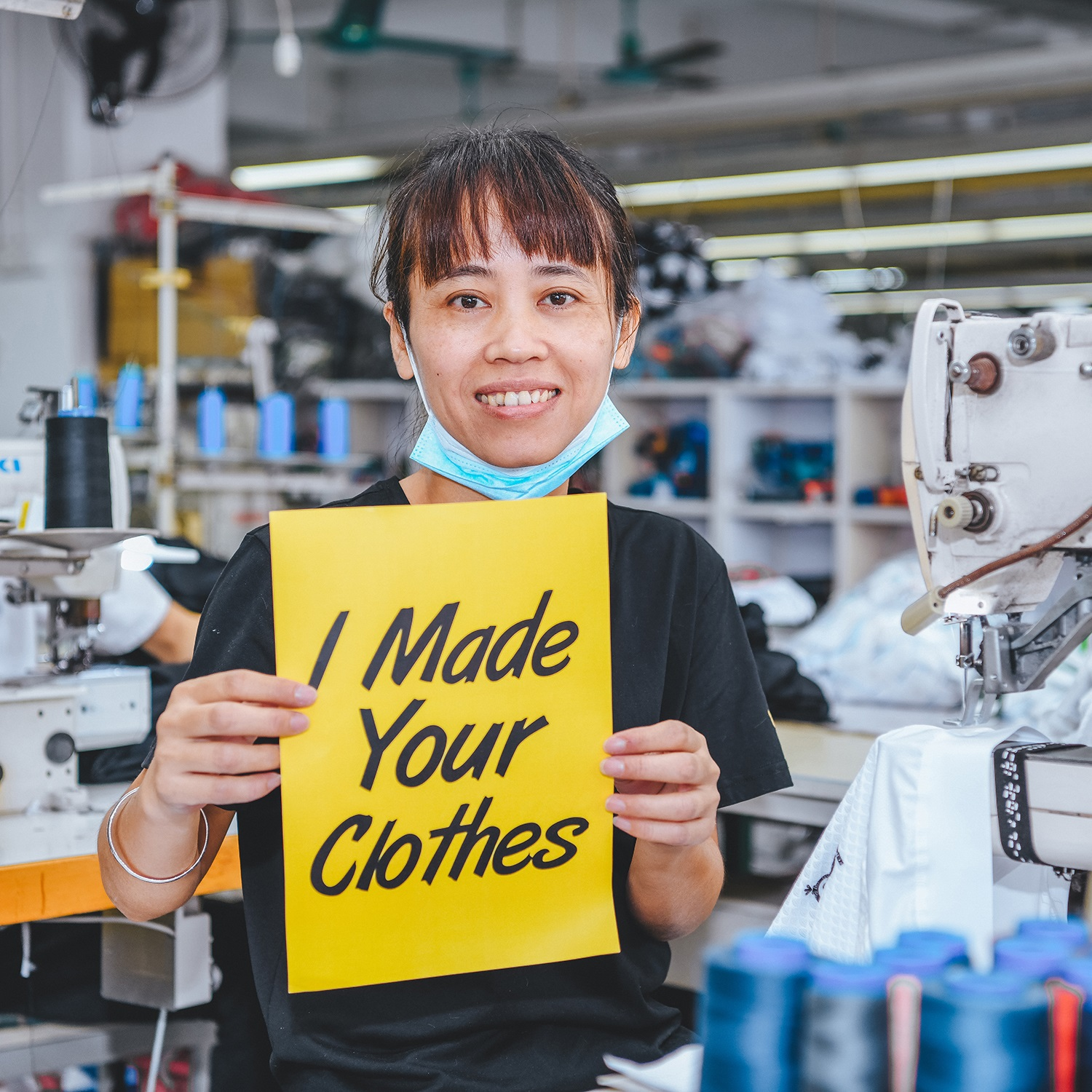 who made my clothes campaign
