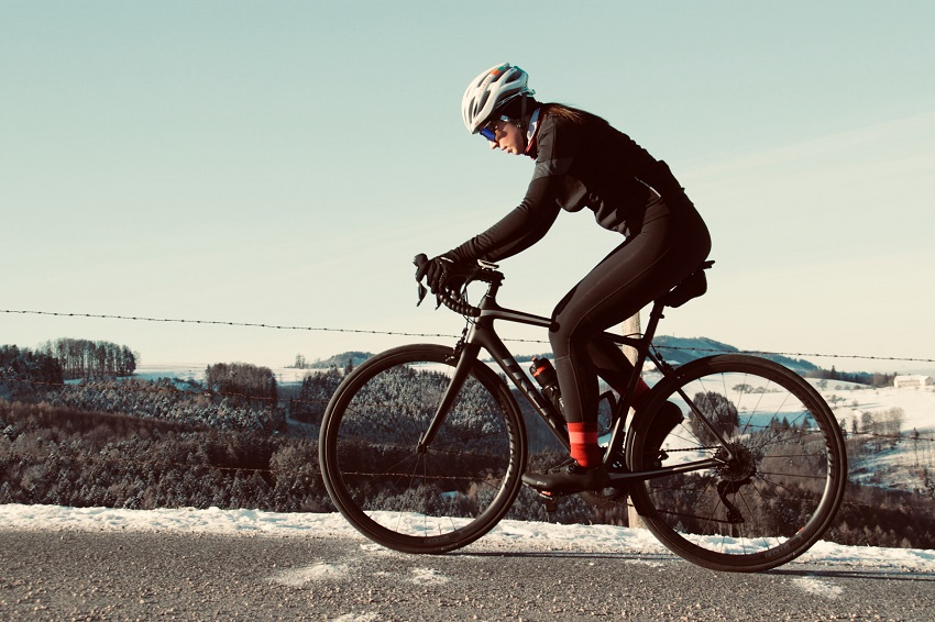 womens winter cycling jacket