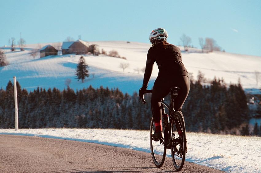 winter cycling jacket women