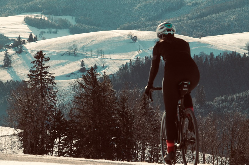women's winter cycling jacket