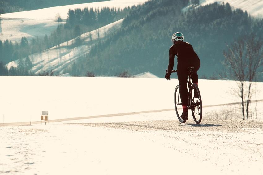 cycling winter jacket