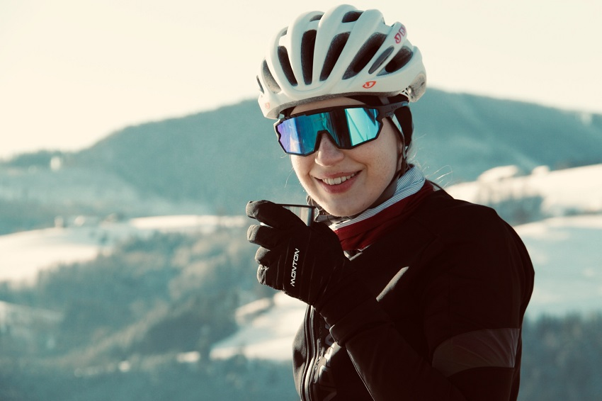 winter bicycle gloves