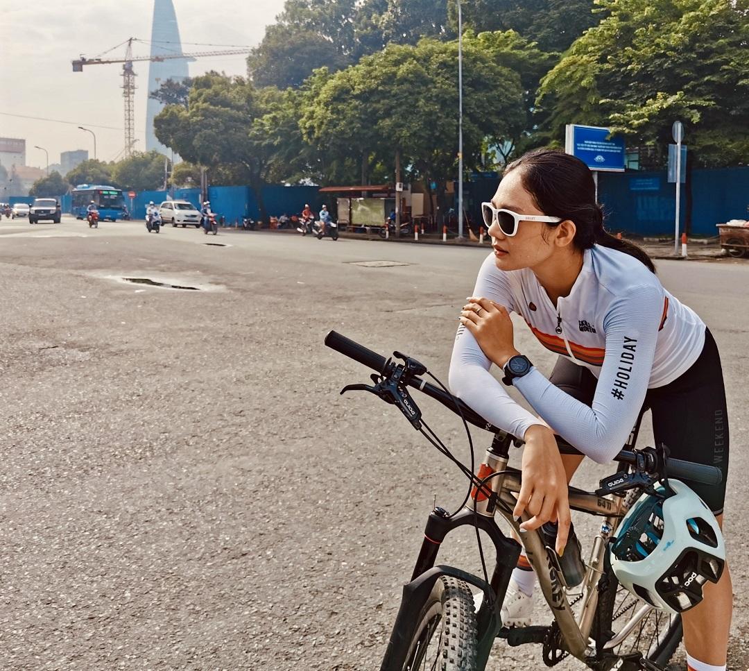 long sleeve cycling jersey women