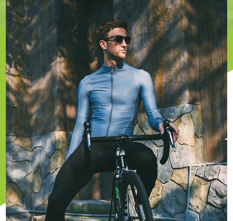 winter thermal cycling clothing