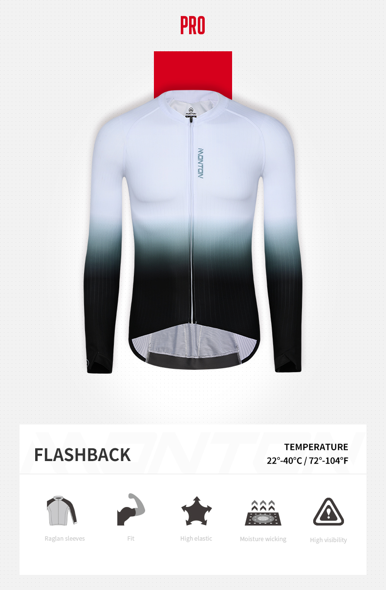 summer cycling jersey long sleeve