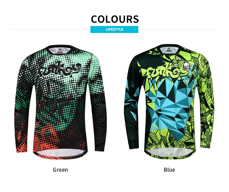 custom mtb jersey template