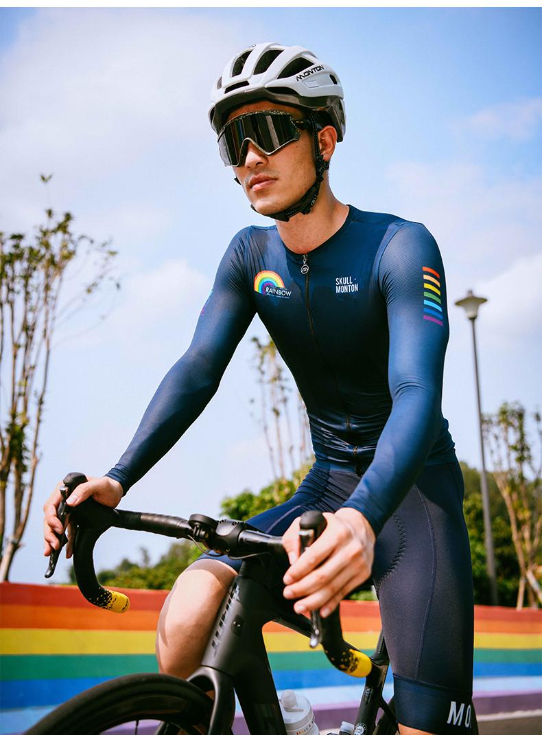 men's long sleeve cycling jersey sale