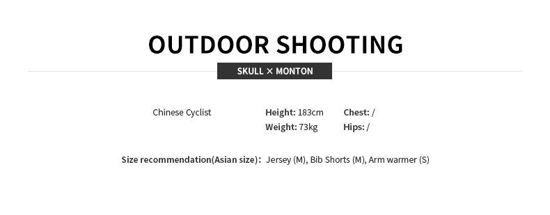 model size information