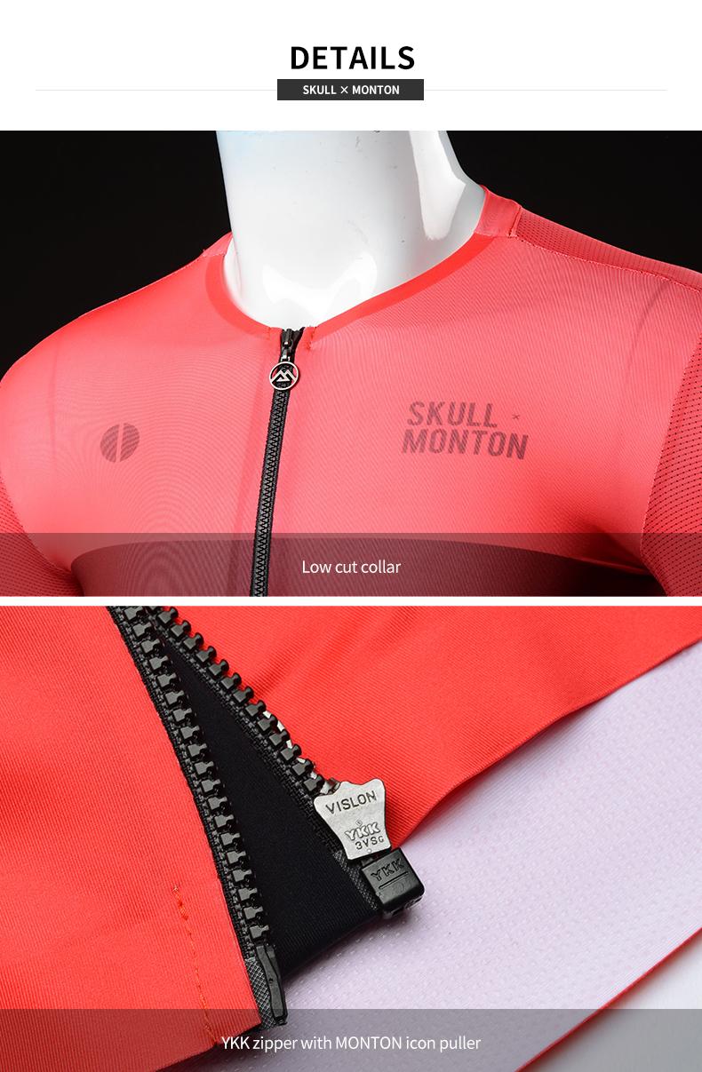 collar and zipper