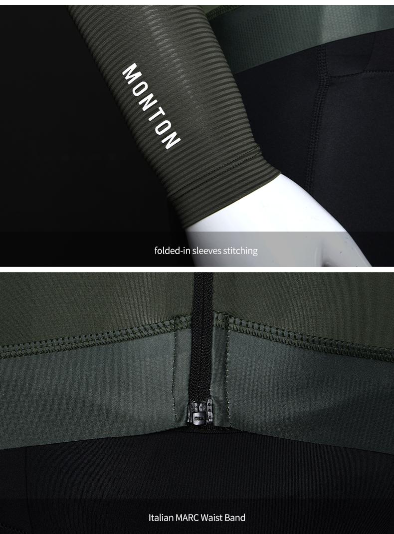 sleeves details