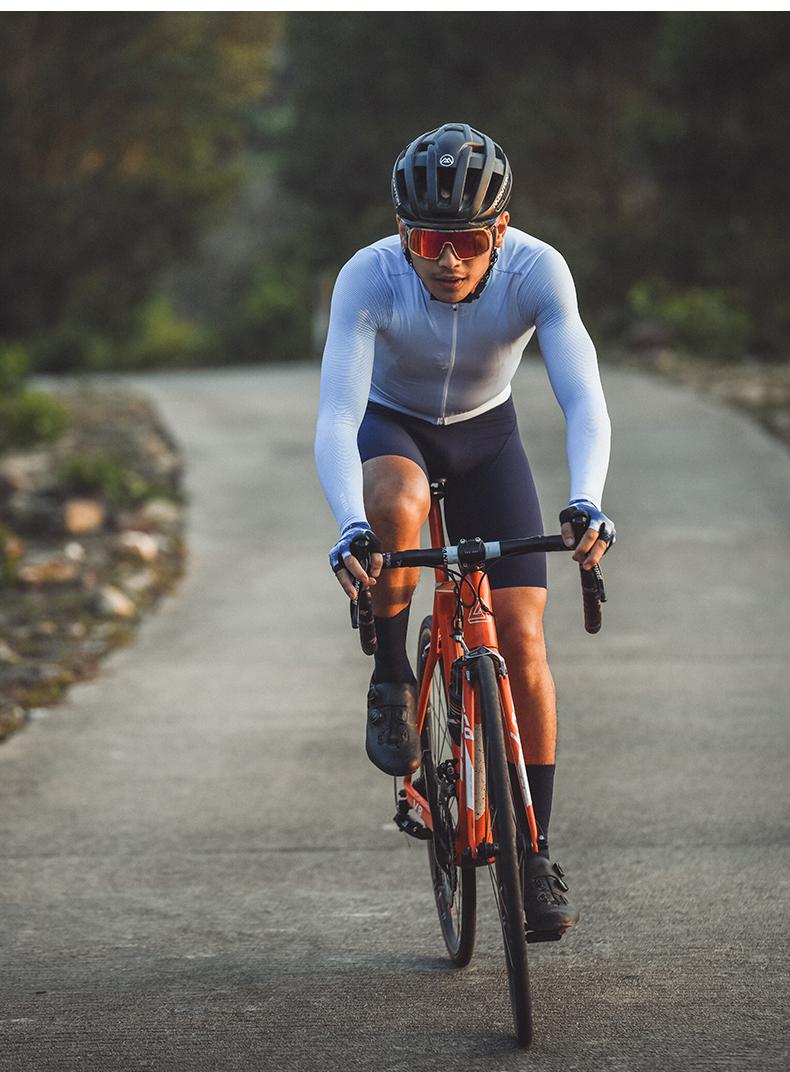 best long sleeve cycling jersey