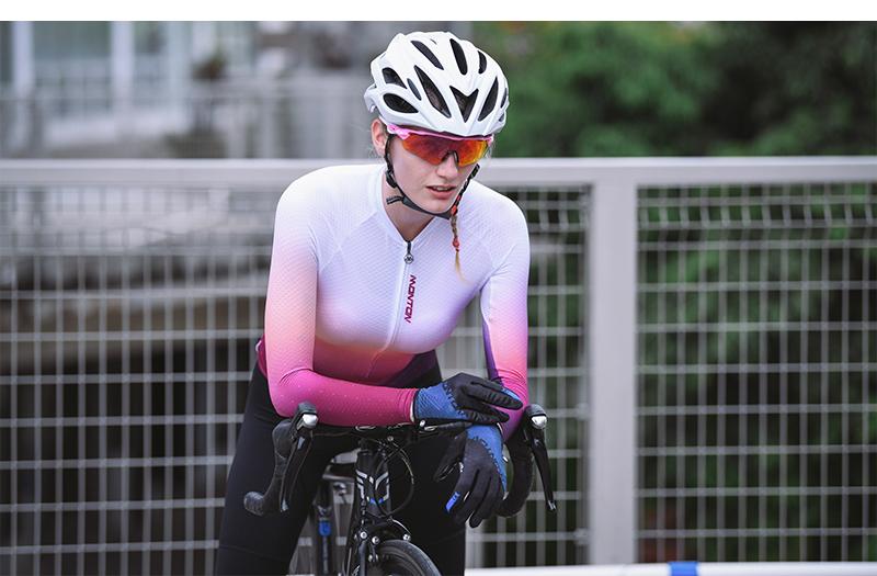 women's long sleeve mountain bike jersey